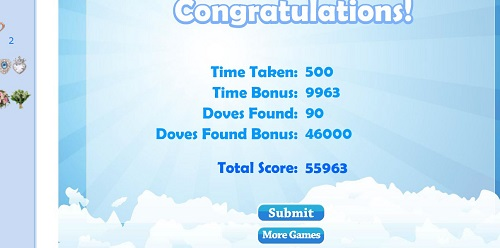 Dove Finder # 2 Dove_b10