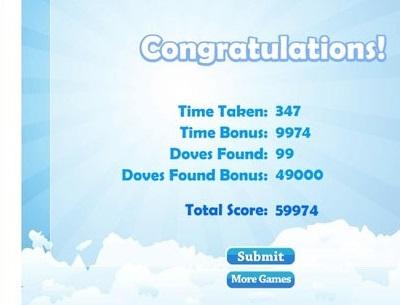 Dove Finder # 2 Dove_m10