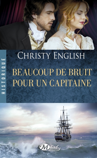 Shakespeare in love - Tome 3 : Beaucoup de bruit pour un capitaine de Christy English Bcp_de10