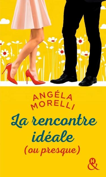 Les Parisiennes - Tome 2 : L'amour est dans le foin / La rencontre idéale (ou presque) d'Angéla Morelli La_ren10