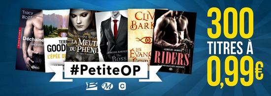 Promo chez Milady - 300 ebooks à 0,99€ !  Ops10