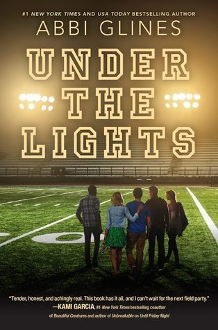 The Field Party - Tome 2 : Sous la lumière d'Abbi Glines Under10