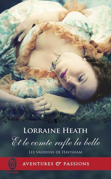 Les Vauriens de Havisham - Tome 2 : Et le Comte Rafle la Belle de Lorraine Heath Vaurie12