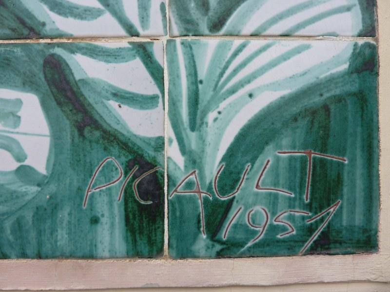 Robert Picault Vallauris France P1040412
