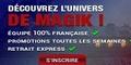 Magik Casino 425€/$ de bonus sans depot