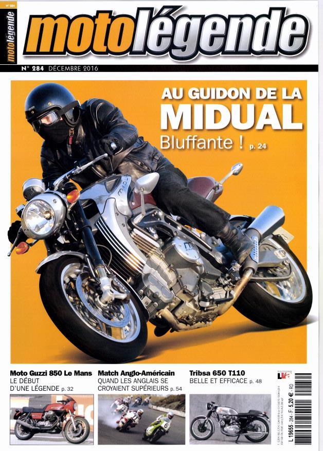 Moto légende: Midual L965510