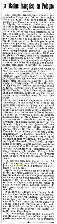 Le contre-torpilleur Chacal 19260913
