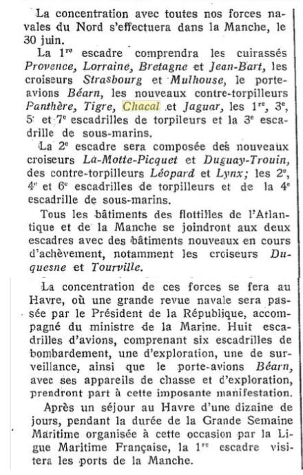 Le contre-torpilleur Chacal 19280410