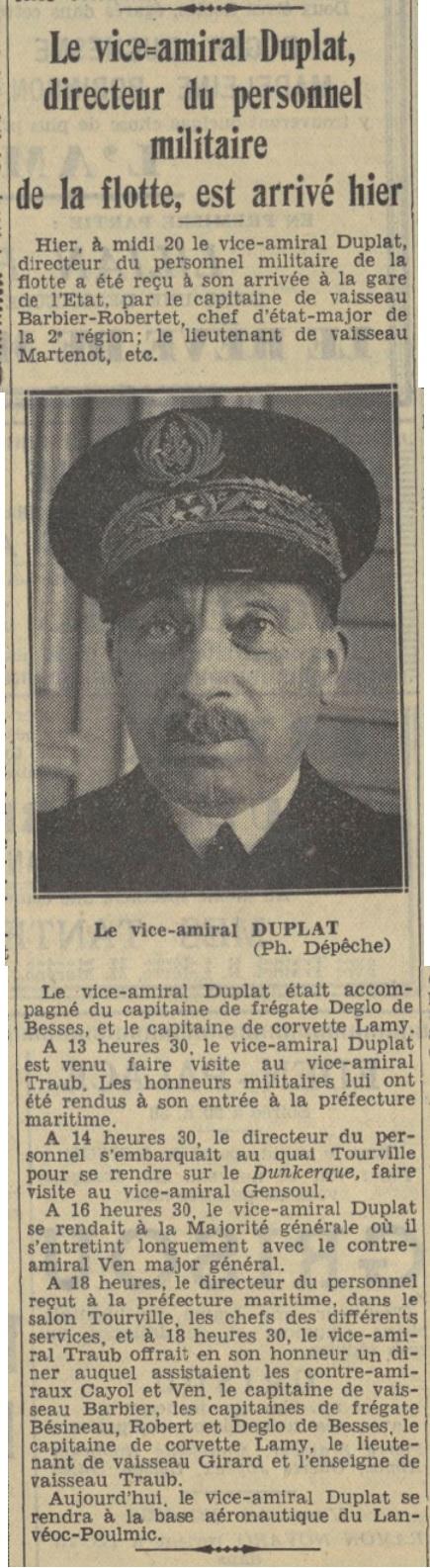 Les Amiraux 02/09/39 au 25/06/40 - Page 2 19381118