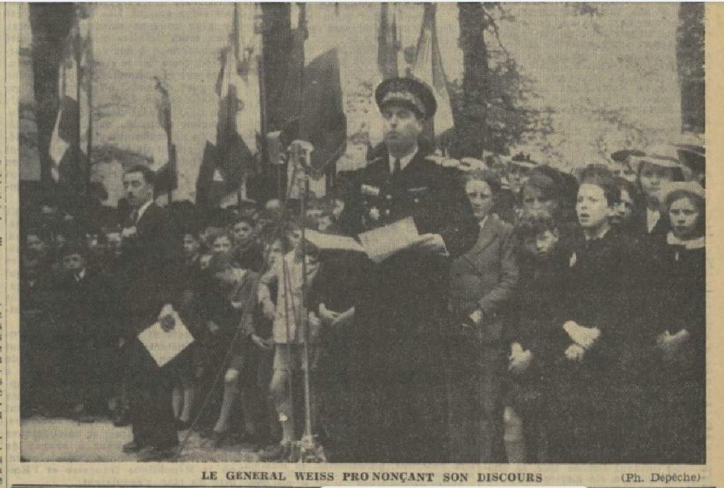 Les officiers généraux de l'armée de l'air 1939 1940 19390514