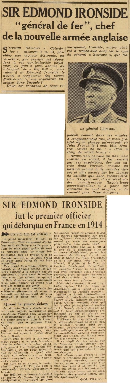 Généraux de la BEF - Page 2 19390613