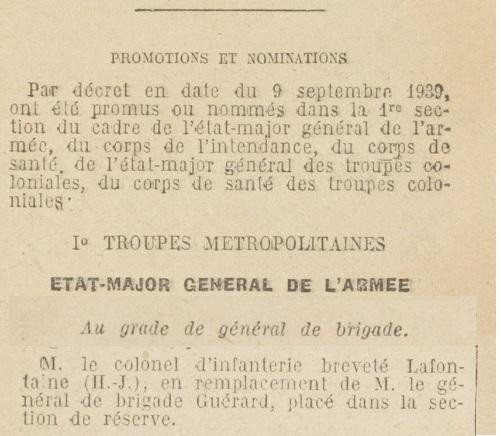 Général Lafontaine 19390913