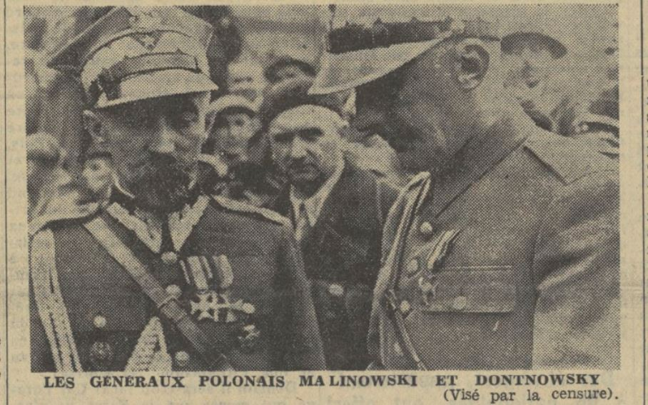 Généraux polonais 1939/1940 19390920