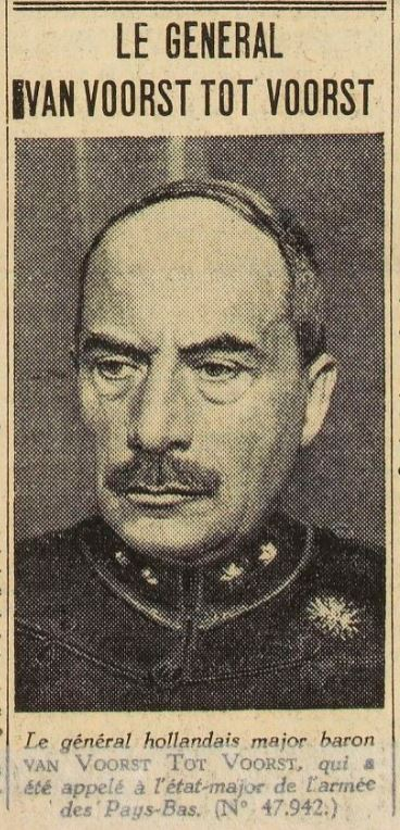 Généraux Hollandais 19400215