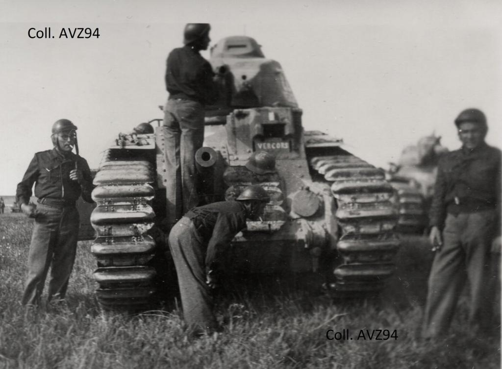 Char B1 Armée Française de 1944 2019-462