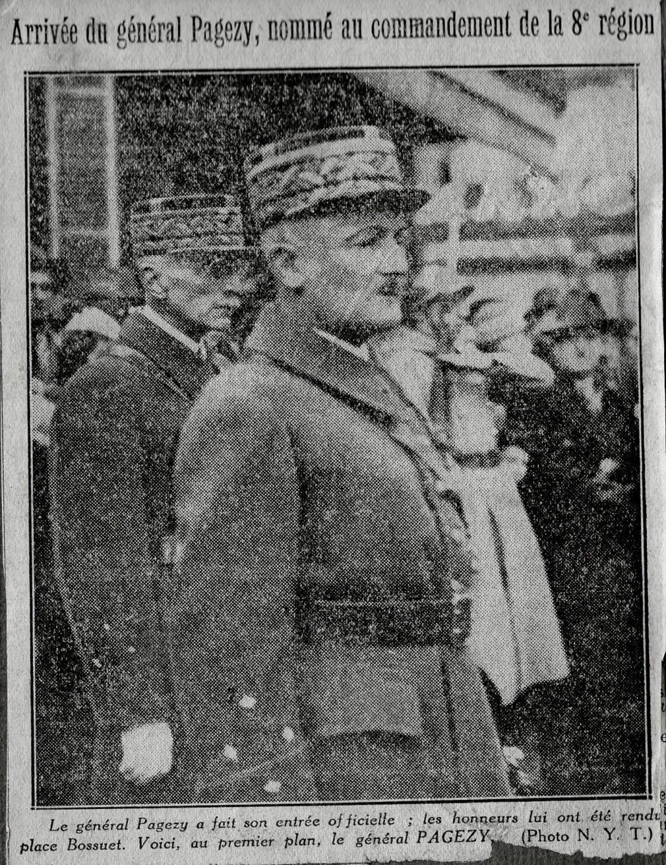 Général Pagezy, Jacques  2019-719
