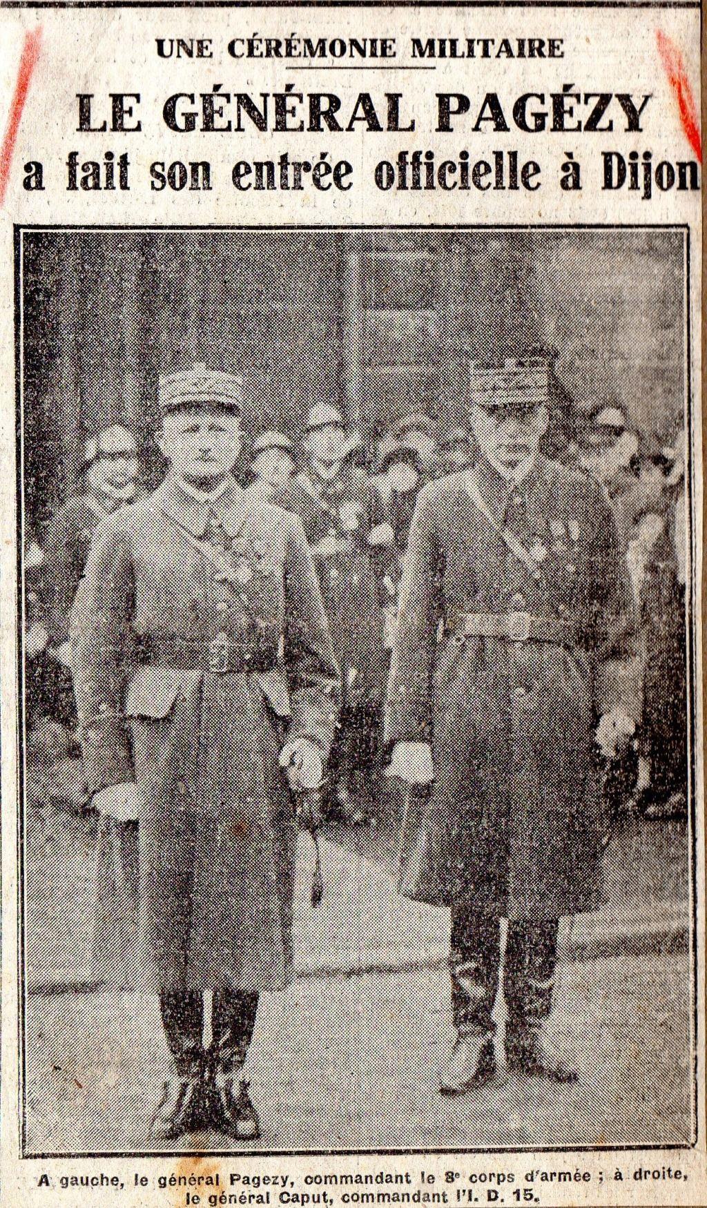 Général Pagezy, Jacques  2019-721