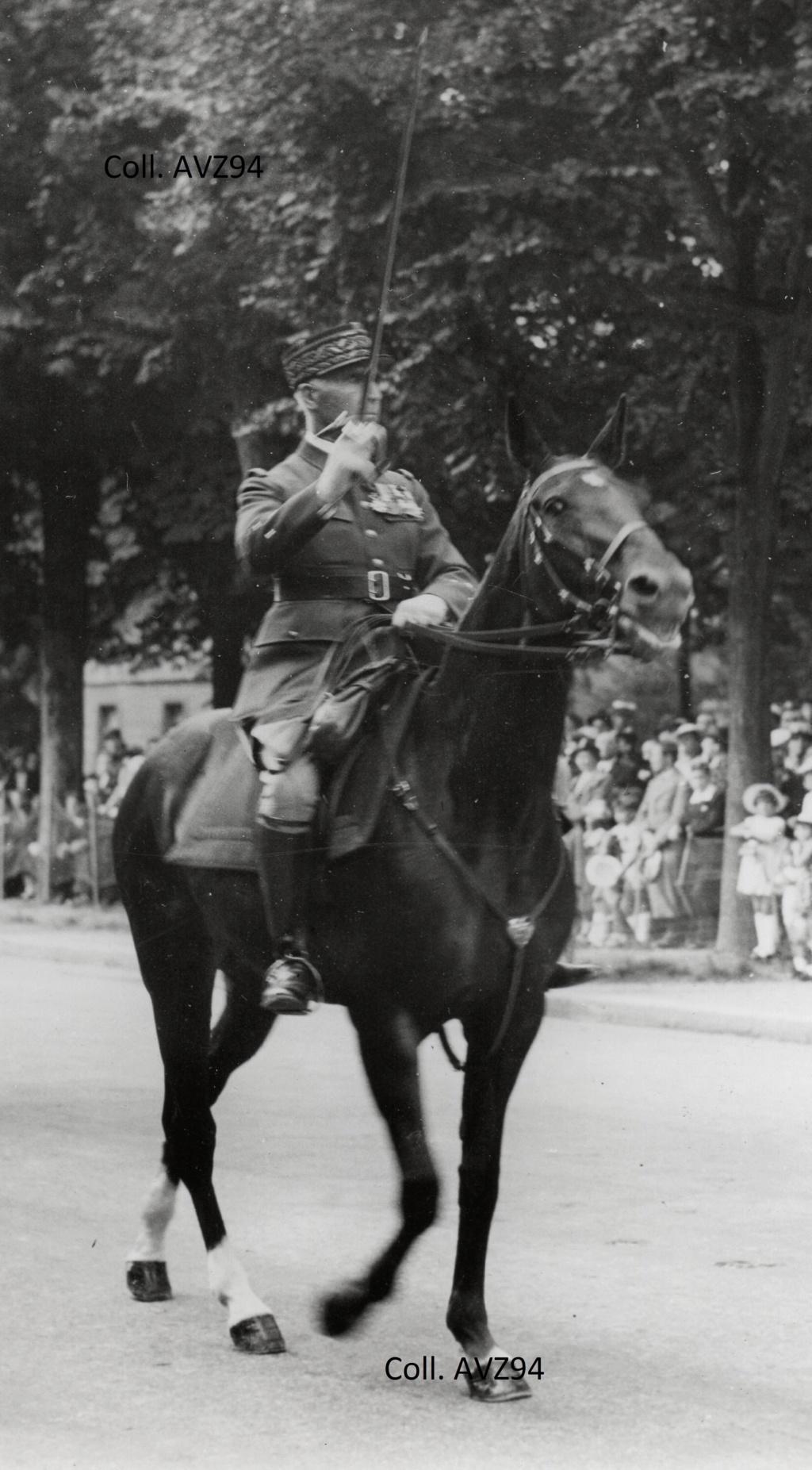 Général Fagalde, 16e CA (enquête d'identification) 2019-739