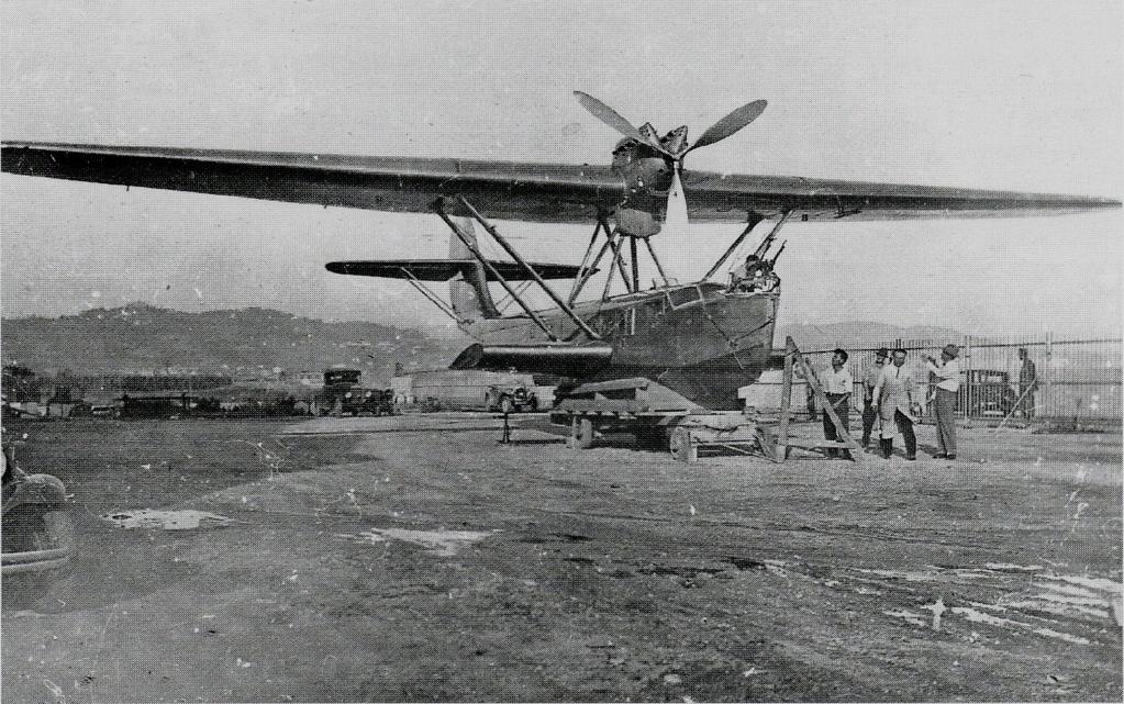 Les hydravions de l'aéronautique navale dans les années 30 2019-812