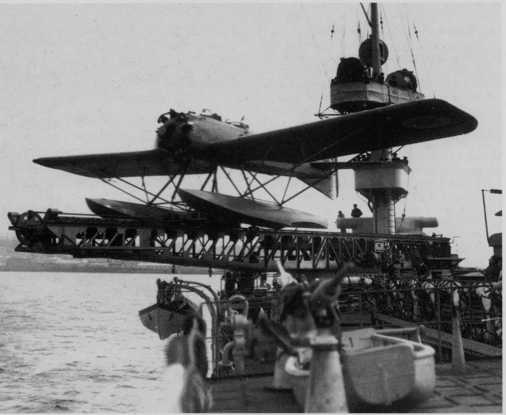 Les hydravions de l'aéronautique navale dans les années 30 2020-096