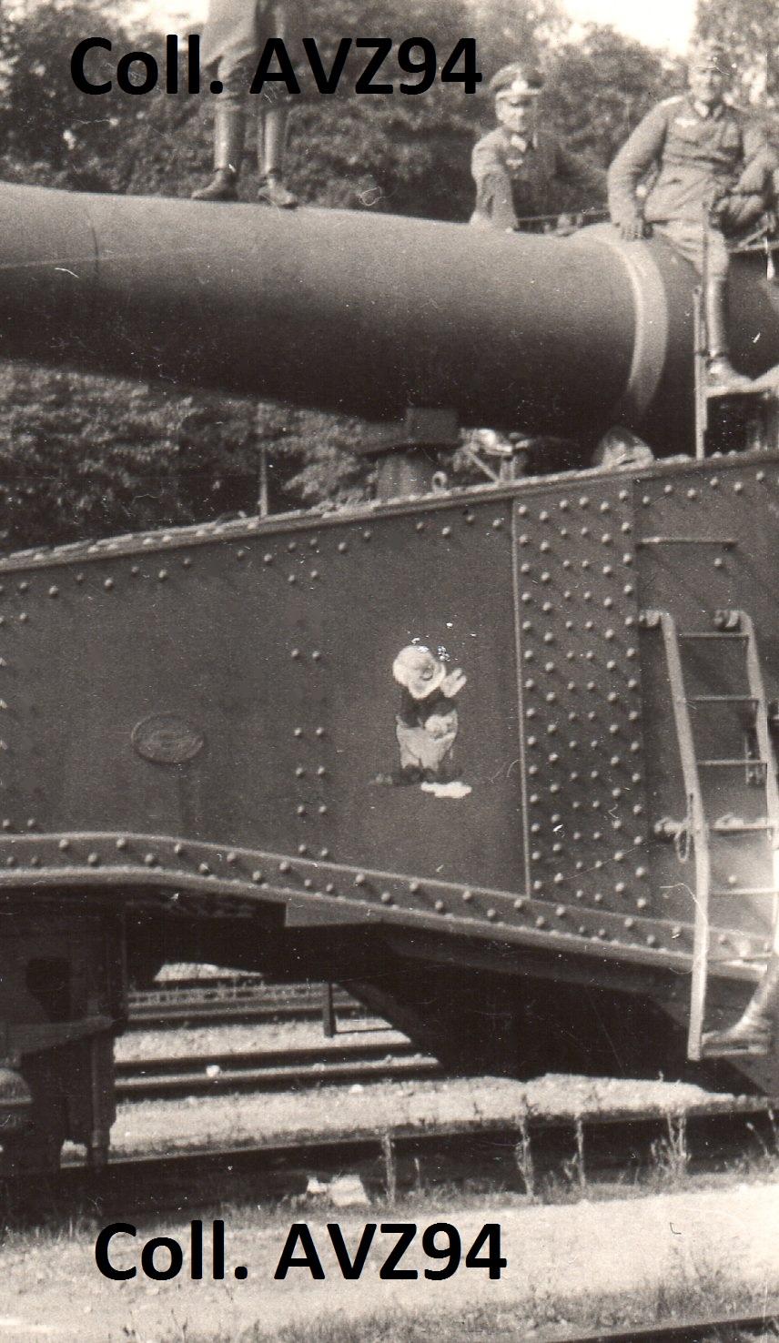 """ALVF - Canon de 320 mm """"Timide"""" et autres nains... 2020-566"""