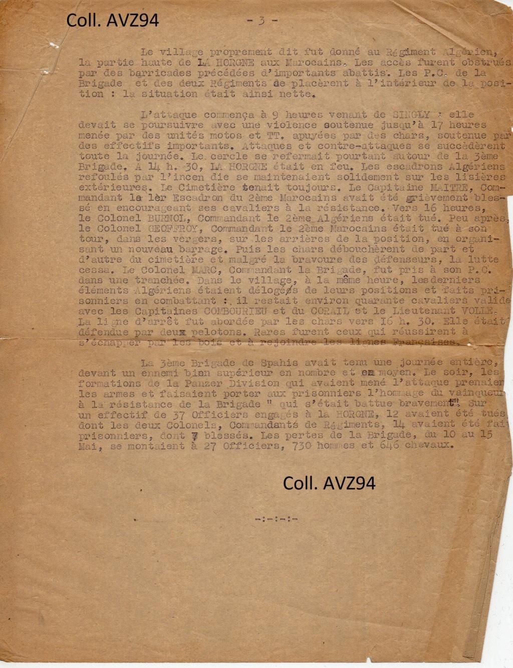 """Travaux en cours sur """" La Horgne 1940 """" - Page 38 2021-145"""