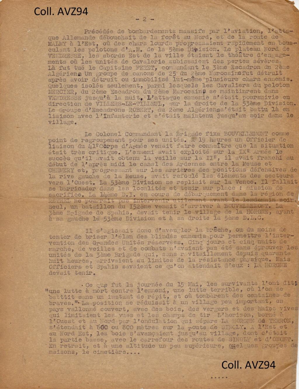 """Travaux en cours sur """" La Horgne 1940 """" - Page 38 2021-146"""