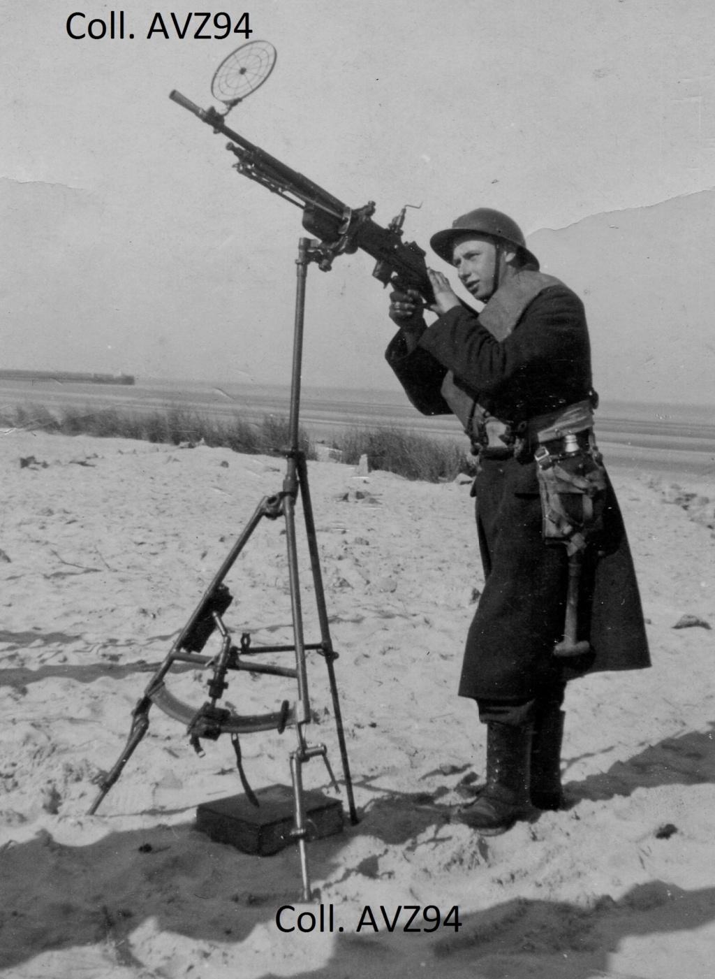 Fusil-mitrailleur Browning (version belge du BAR) 2021-214