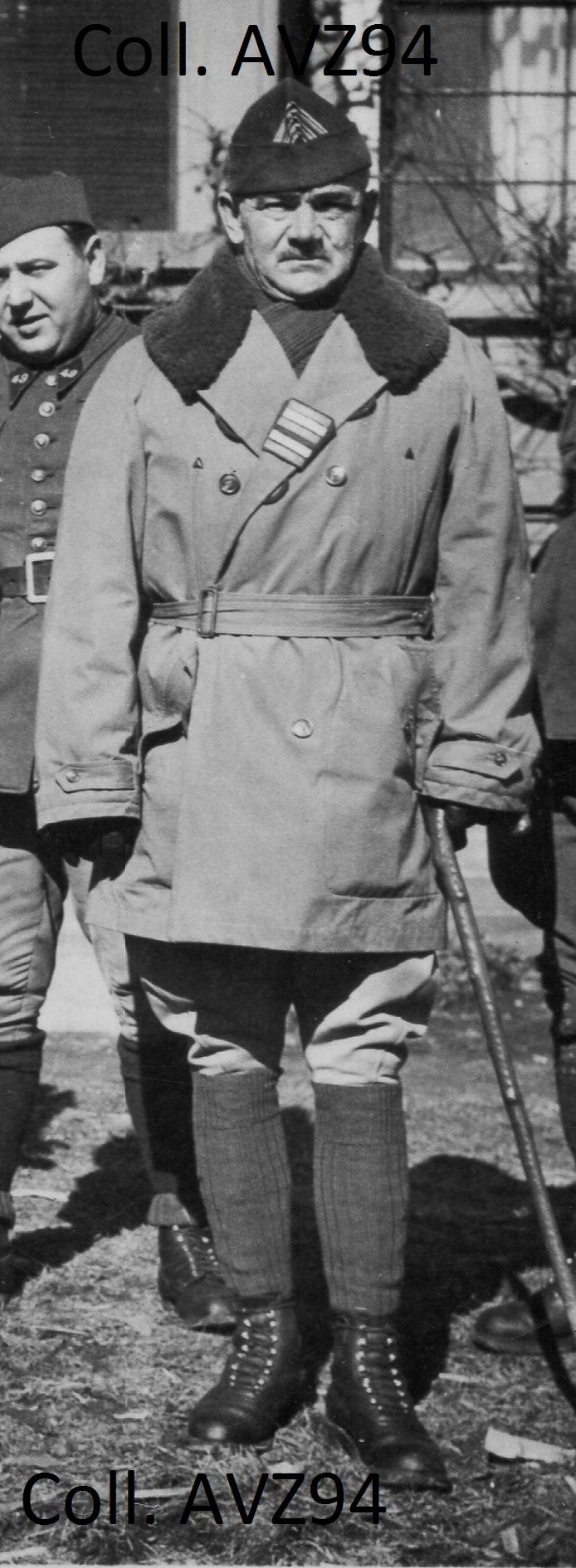 Lieutenant-Colonel Hargoaa, commandant le 49e RI puis 49e RIA 2021-260