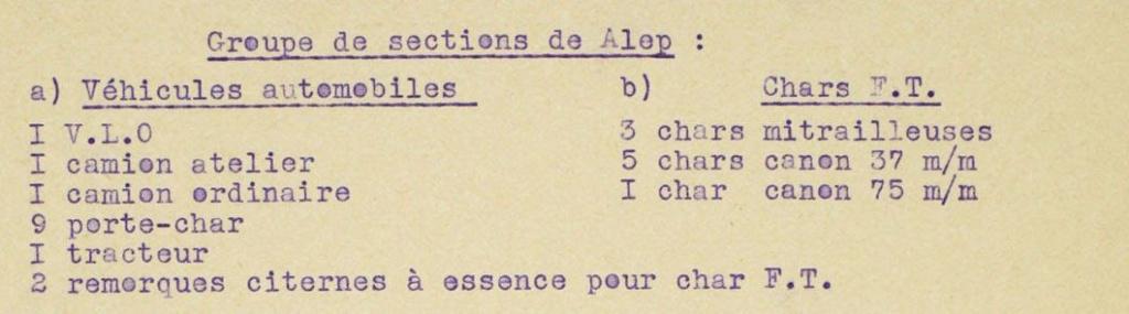 La CACL (Compagnie autonome de chars du Levant) par JG Rathé Cacl-013