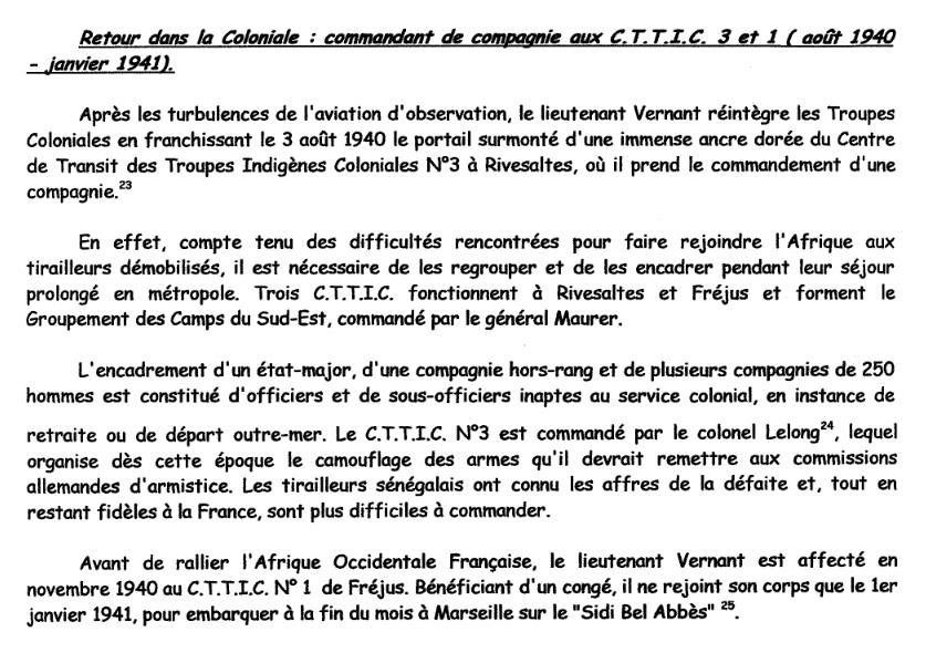 CTTIC 1 Fréjus CTTIC 2 Rivesaltes, camp de Souge Cttic10
