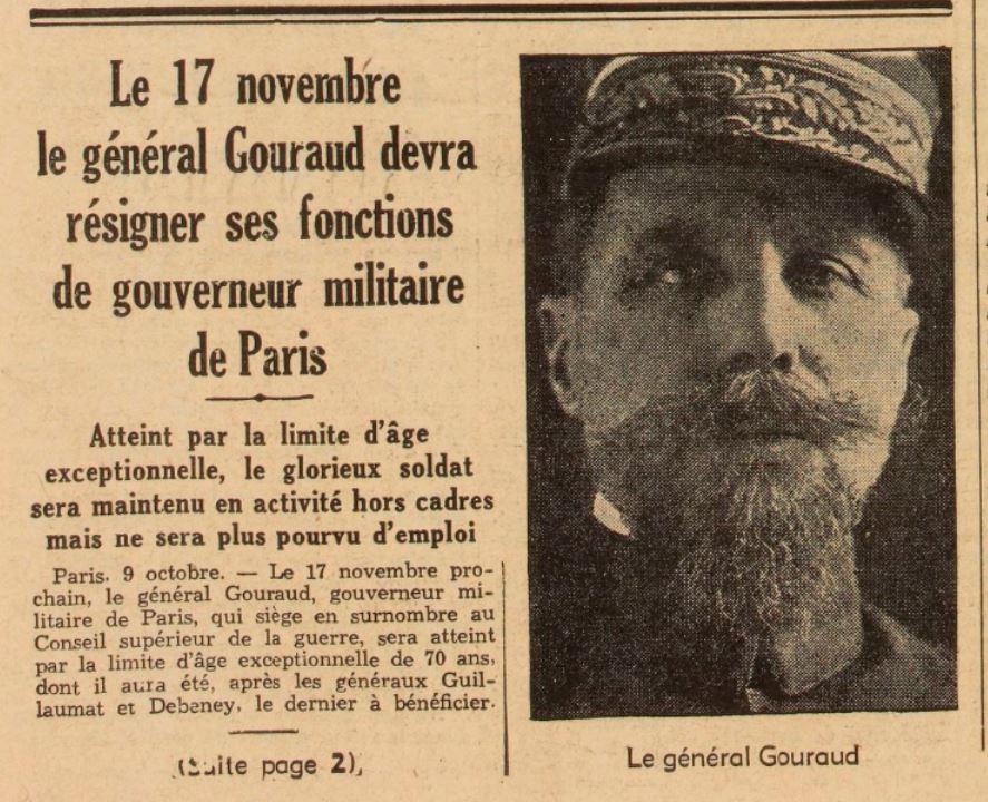 Général Gouraud Gourau10