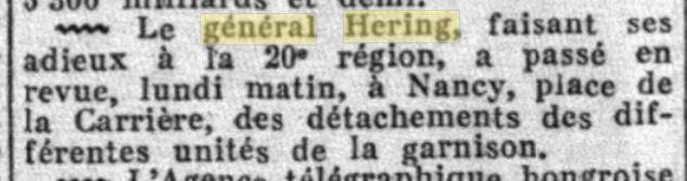 Général Héring Gzonz166