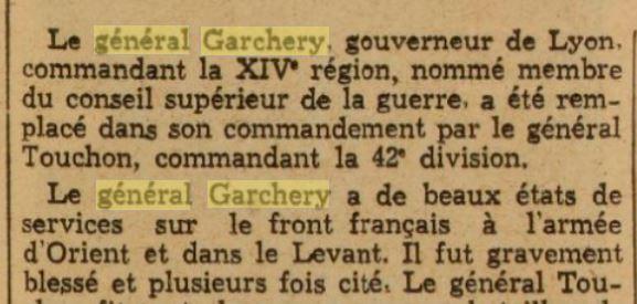 Général Garchery Gzonz182