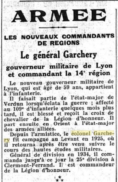 Général Garchery Gzonz184