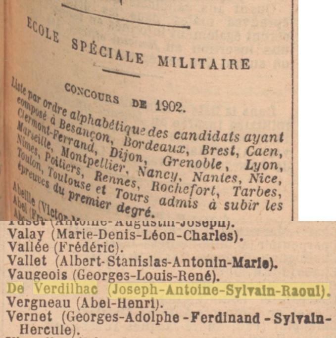 Général Verdilhac (de) Gzonz192