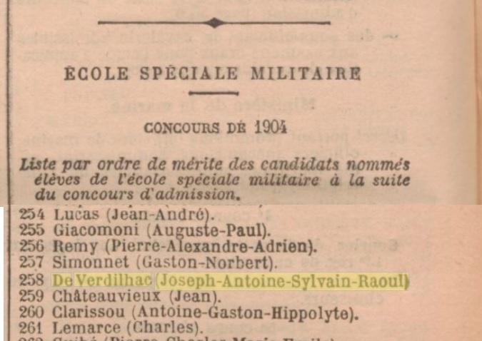 Général Verdilhac (de) Gzonz193