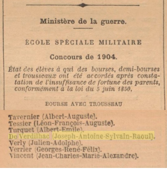 Général Verdilhac (de) Gzonz194