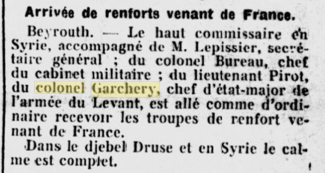 Général Garchery Gzonz309