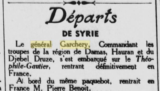 Général Garchery Gzonz313