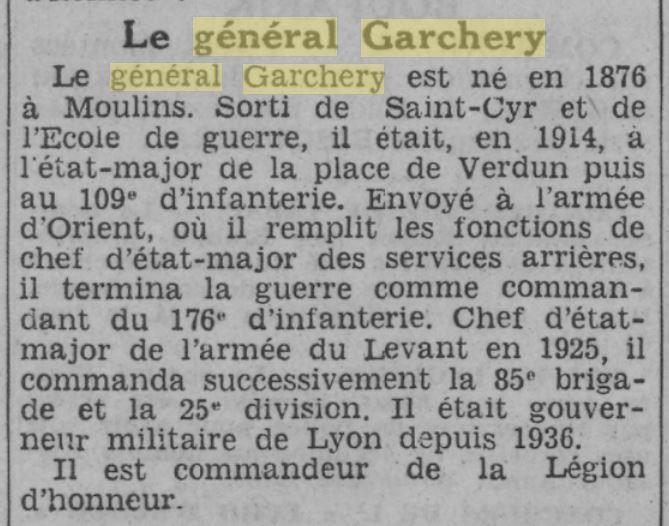 Général Garchery Gzonz314