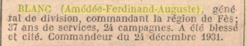 Général Blanc Amédée-Ferdinand-Auguste Gzonz476