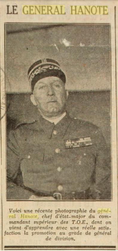 Général Hanote Gzonz550