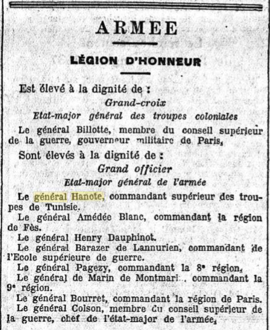 Général Hanote Gzonz571