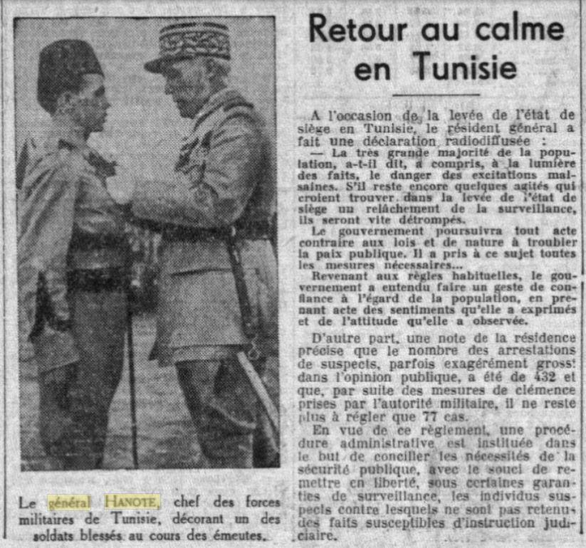 Général Hanote Gzonz582