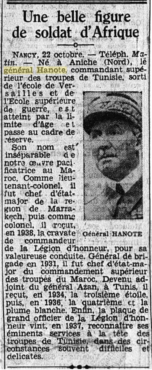 Général Hanote Gzonz588