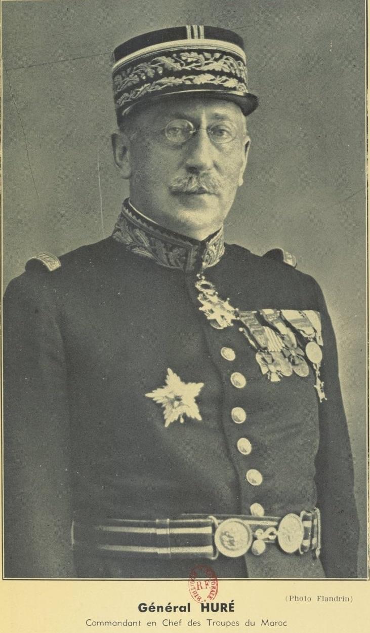 Général Huré Gzonz714