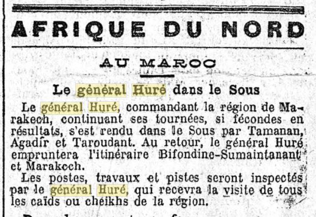 Général Huré Gzonz722