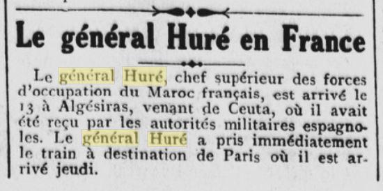 Général Huré Gzonz781