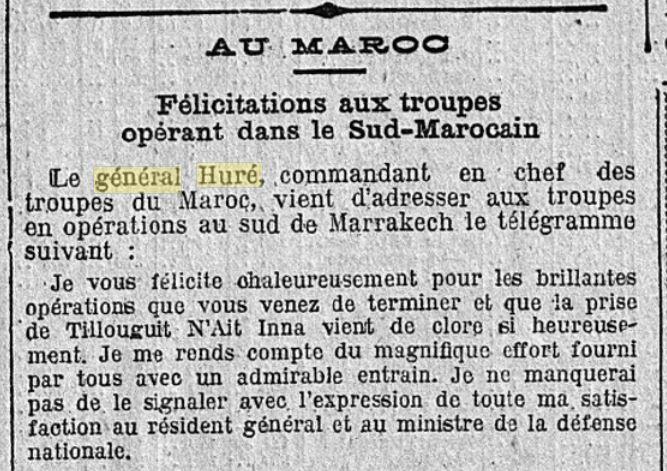 Général Huré Gzonz787